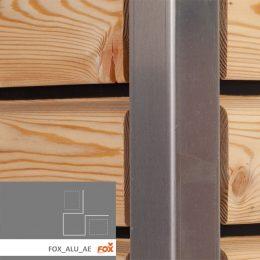 FOX System aluminiowa listwa wykończeniowa do narożników